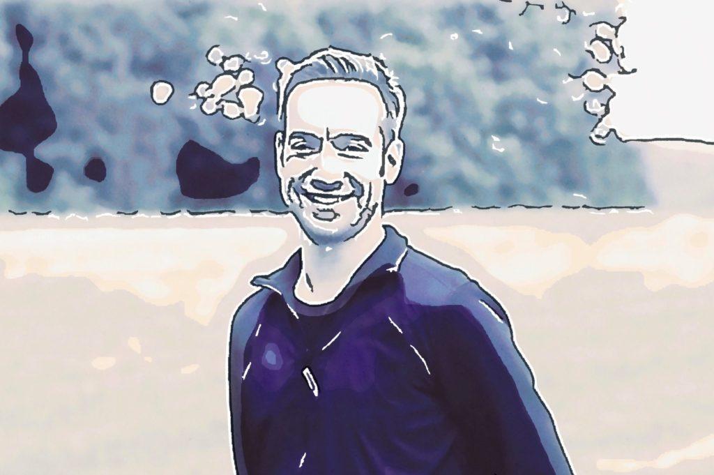 Christian Süßenguth: IT-Berater für Datensicherheit